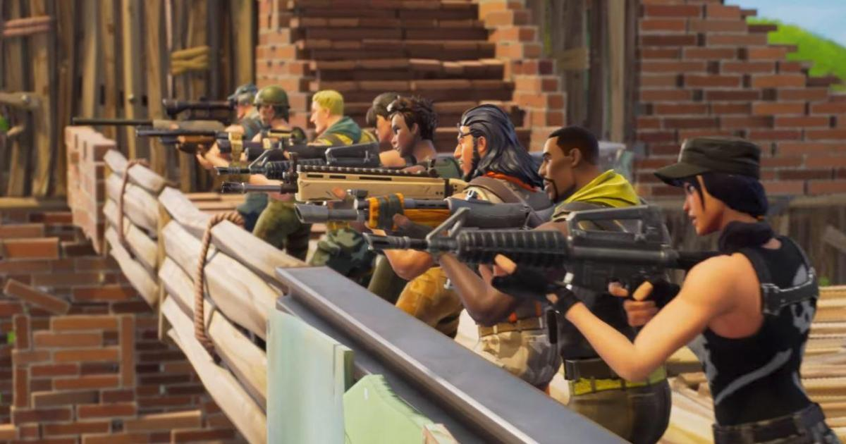 Epic Games announces big changes to 'Fortnite' game modes ...