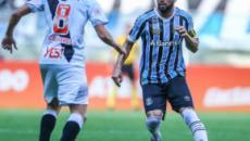 Embalados, Grêmio e Vasco se enfrentam em Porto Alegre