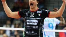Volley mercato: Djuric torna a Trento, Cantagalli verso Ravenna, Argenta vicino a Calci