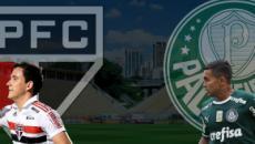 São Paulo e Palmeiras se enfrentam no primeiro clássico após a Copa América