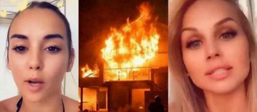 Hilona, Paga et Camille Froment sortent enfin du silence après l'incendie de la villa des Marseillais vs Le Reste du Monde 4.