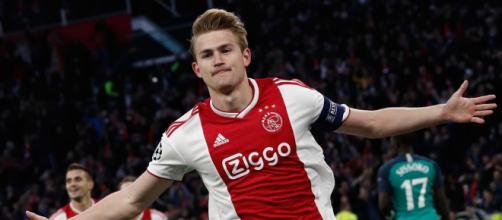 Matthijs De Ligt alla Juventus, il patto con l'Ajax nelle ... - fanpage.it