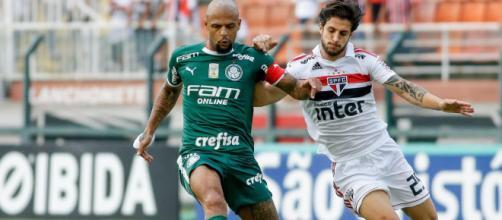 São Paulo x Palmeiras será uma das atrações do sábado. (Arquivo Blasting News)