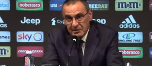 Maurizio Sarri, neo allenatore della Juventus