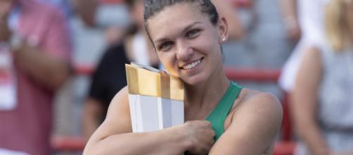 Simona Halep batte la Williams