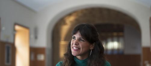 Teresa Rodríguez, muy crítica con la consulta de Podemos a las bases