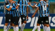Vasco tem gol anulado pelo Var, Pepê marca dois e Grêmio vence de virada