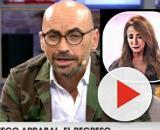 Diego Arrabal ataca a María Patiño por la exclusiva de Albert Rivera y Malú