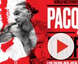 Fight Night - Pacquiao vs Thurman poster - PBC/Youtube
