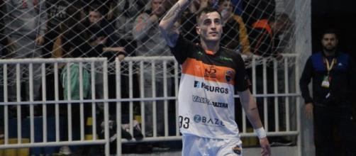 Jogador tinha 22 anos. (Divulgação/ Passo Fundo Futsal)