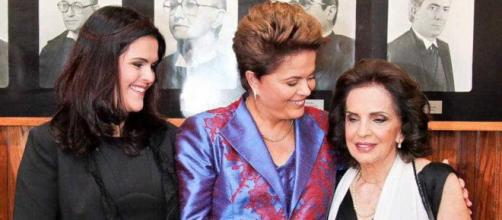 Morre mãe da ex-presidente Dilma Rousseff. (Arquivo Blasting News)