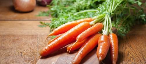 Propiedades curativas de la zanahoria para la salud