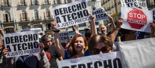 Vecinos de Madrid se plantan en contra de FIDERE