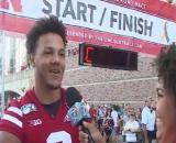 The Nebraska football team has good odds to make the playoffs [Image via KETV NewsWatch 7/YouTube]