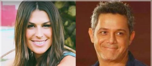 Alejandro Sanz y Raquel Perera insinúan su separación a través de las redes sociales