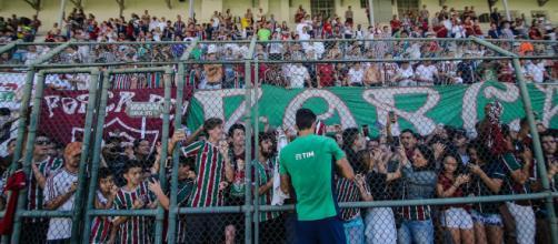 Expectativa é de bom público. (Divulgação/ Lucas Merçon/ Fluminense FC)