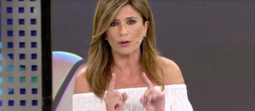 Gema López en 'Sálvame'. / Telecinco