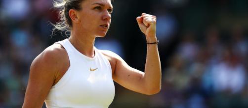 Halep logra superar a Serena Williams y gana Wimbledon