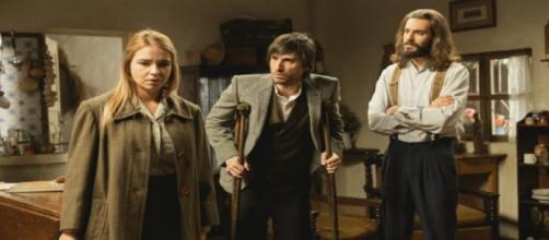 Il segreto anticipazioni: Isaac rintraccia Juanote e sbugiarda Antolina