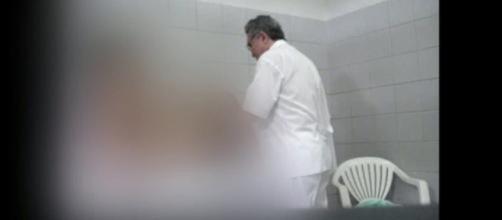 Médico abusava de pacientes há décadas. (Reprodução/TV Globo)