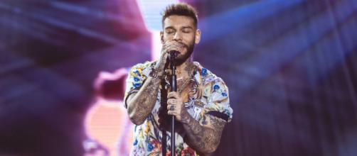 O cantor Lucas Lucco passou por uma cirurgia de emergência. (Arquivo Blasting News)