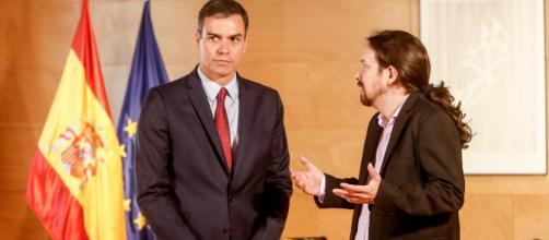 Pedro Sánchez estalla contra Pablo Iglesias