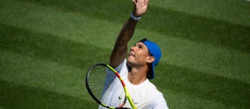 Rafa Nadal resta numero 2 del mondo dopo il torneo di Wimbledon
