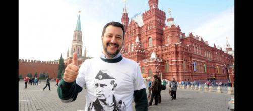 Russiagate, Maurizio Belpietro difende Matteo Salvini