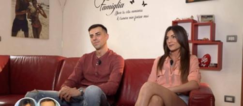 Temptation Island, Ilaria e Massimo vicini al falò di confronto