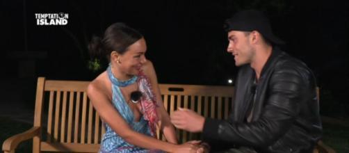 Temptation Island: Jessica lascia il programma con il single Alessandro.