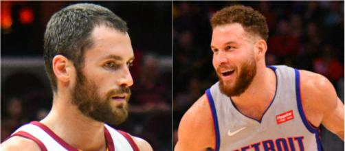 The Blazers could target Kevin Love and Blake Griffin at trade deadline - image credit: Eric Drost, Smashsports/Flickr