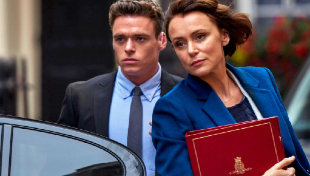 Bodyguard' deserves to be part of the Emmy Best Drama