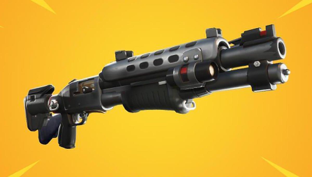 New Season 9 Pump Shotgun Fortnite Legendary Tactical Shotgun Is Coming To Fortnite Battle Royale