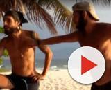 Fabio y Omar Montes critican a Albert a escondidas en 'Supervivientes'