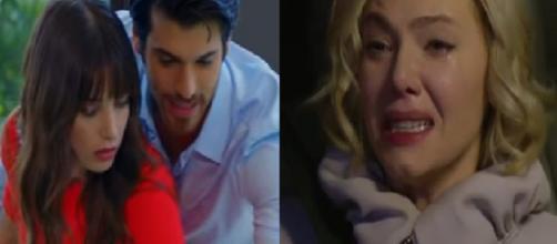 Bitter Sweet, trame al 26 luglio: Ferit e Nazli si riavvicinano, Demet denuncia il marito