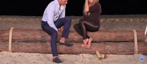 Gossip Temptation Island: Cristina e David potrebbero essersi già lasciati