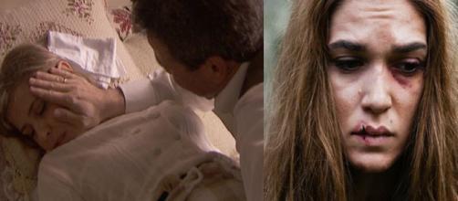 Il Segreto, trame fino al 26 luglio: Adela tra la vita e la morte, Julieta viene abusata