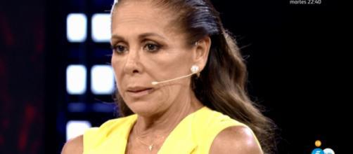 Isabel Pantoja confesó en Supervivientes que Juan Gabriel le pidió matrimonio