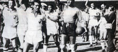 La Finale del Mondiale del 1950