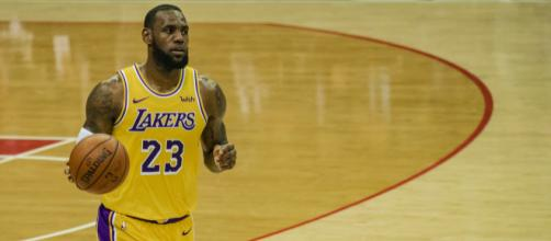 LeBron James will initially have a 97 overall rating. [Image Source: Flickr | LRW3]