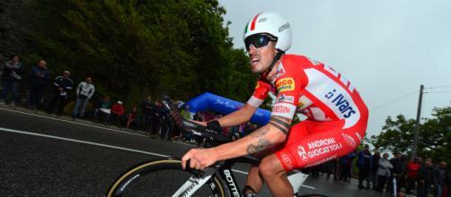 Mattia Cattaneo è vicino al passaggio alla Deceuninck Quickstep