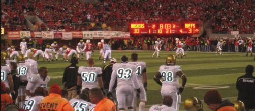 Nebraska football fans will be invading Folsom field this fall [Image via Zach Peterson/Flikr]