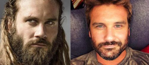 Clive Standen, mais conhecido por interpretar Rollo na série 'Vikings'. (Divulgação/History/Instagram/@clivestanden)