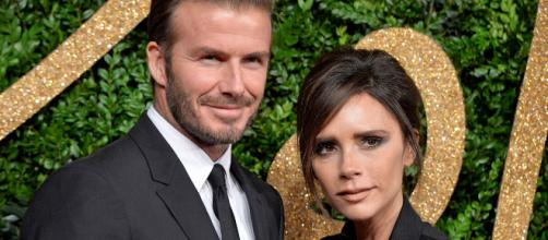 Victória Beckham, eterna Spice Girl, já foi um esperma dançante na BBC, em programa de saúde. (Arquivo Blasting News)
