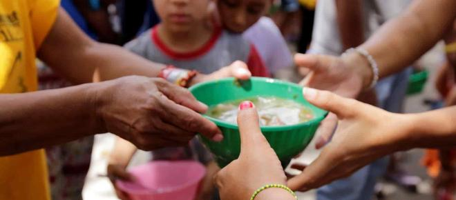 Aumentan las cifras de hambre en el mundo, por tercer año consecutivo