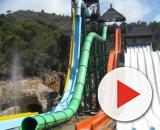 Spagna, tragedia al parco acquatico: David cade dallo scivolo e rischia la paralisi