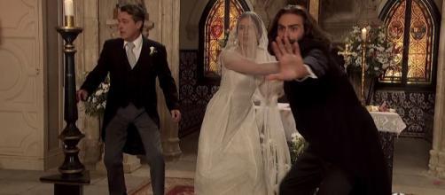 Anticipazioni spagnole Il Segreto: il matrimonio di Elsa e Isaac.