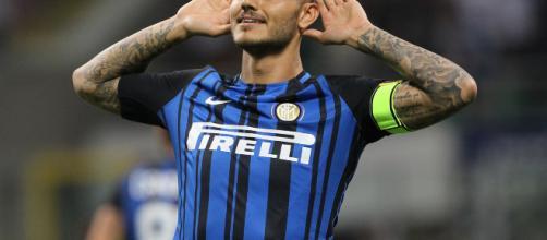 Per Icardi, duello Napoli-Juventus
