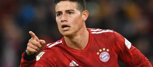 Calciomercato Real Madrid, James Rodriguez in vendita per 70 milioni - fotmob.com