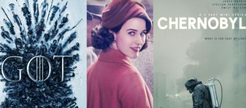 Game Of Thrones, Marvelous Mrs. Maisel e Chernobyl tra le serie tv più nominate agli Emmy Awards 2019